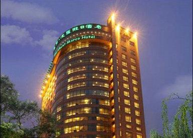 杭州欧式商场外景