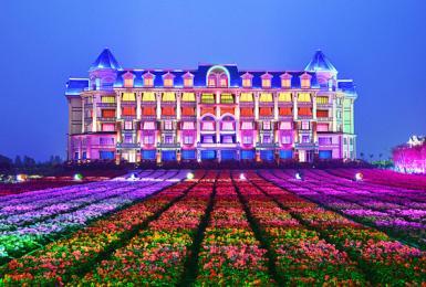 场地资源-广州花之恋城堡酒店